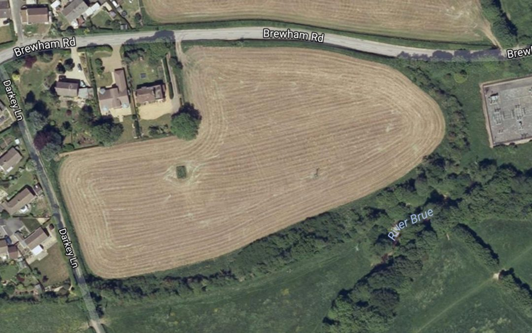 Possible housing developments to South of Brewham Road