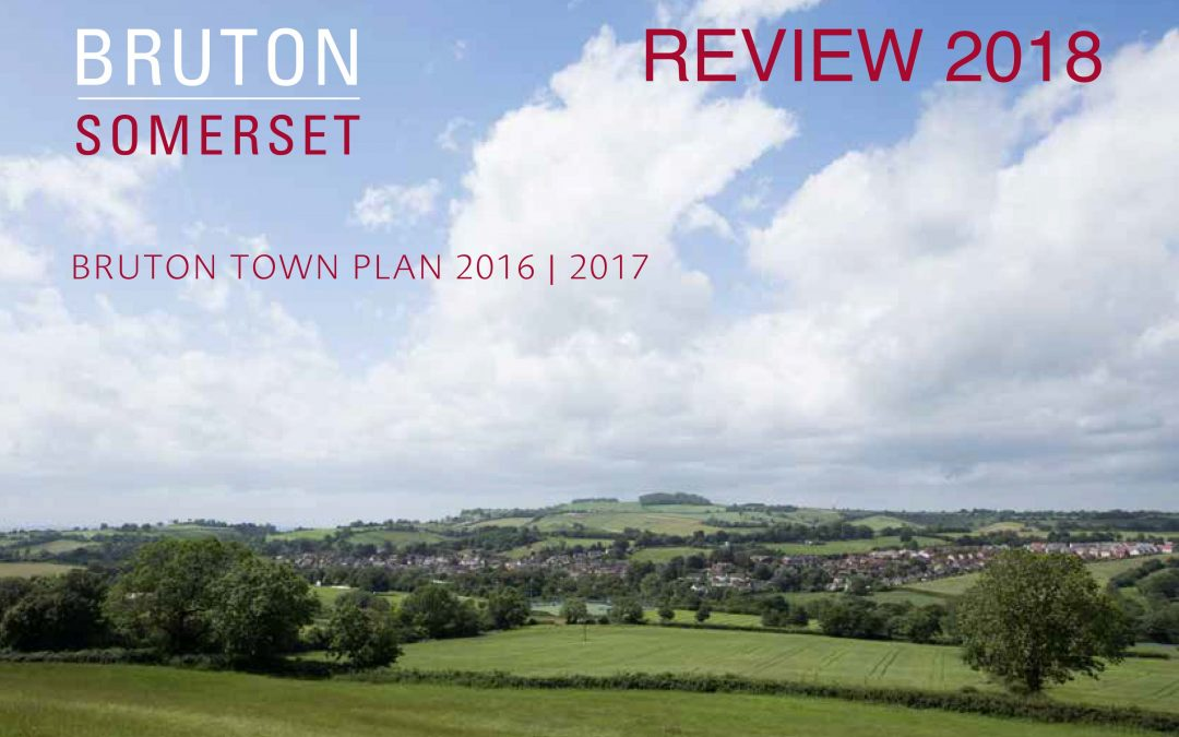 Bruton Town Plan one year on